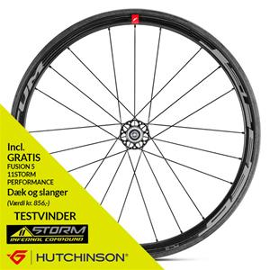 Racing Speed 40 carbon clincher Campa CERAMIC