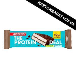 Enervit The Protein Deal Bar Coconut 55 g