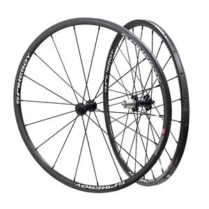 Spinergy XLC clincher Bladed hjulsæt HG 11