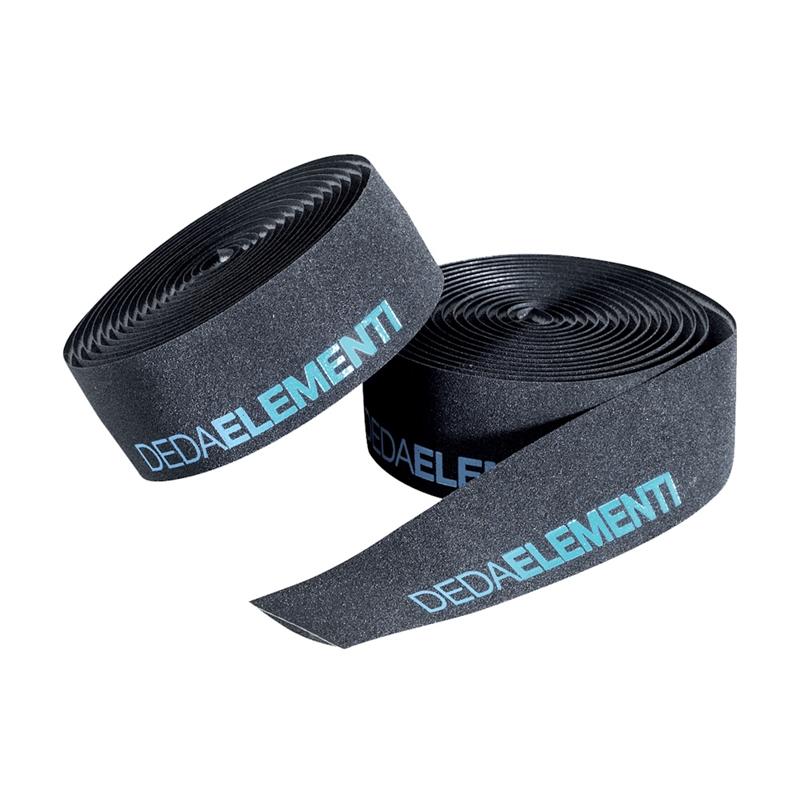 Deda SQUALO Comfort styrbånd Black/Blue | Bar tape