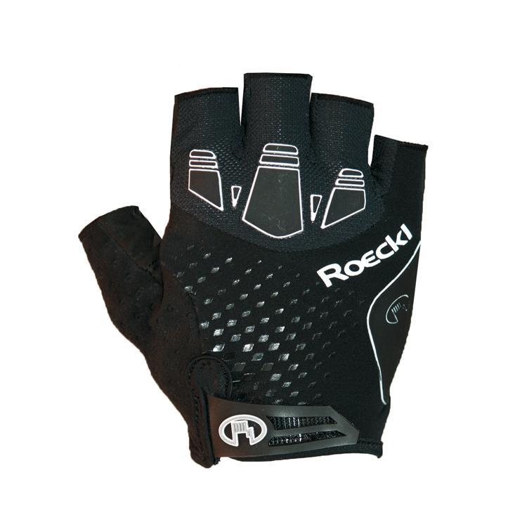 Roeckl Indal SF cykelhandsker sort | Handsker