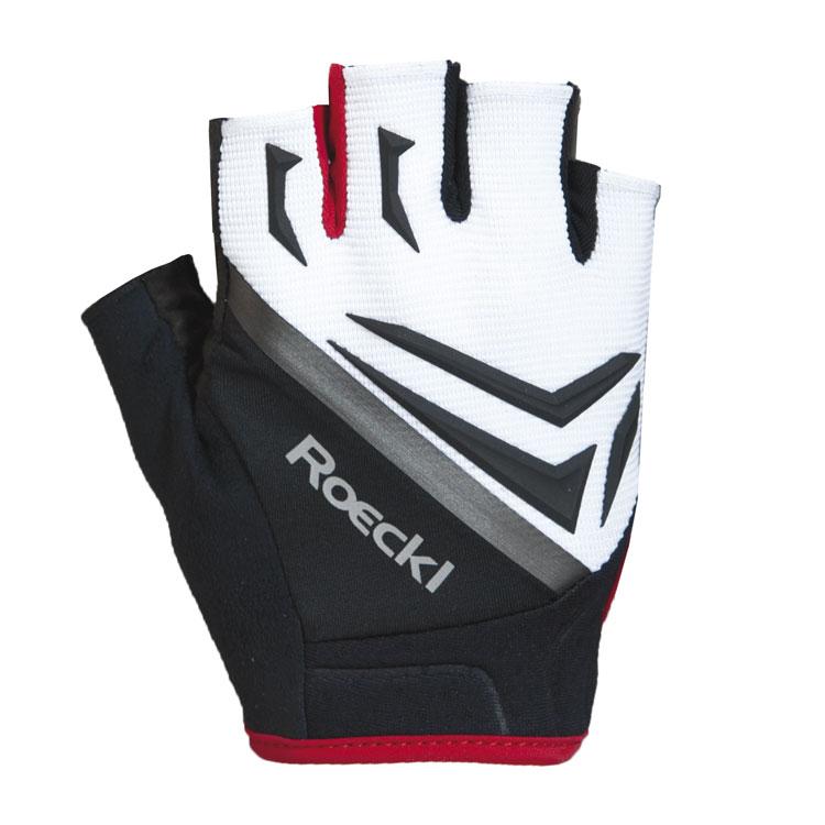 Roeckl Isar SF cykelhandsker hvid | Gloves