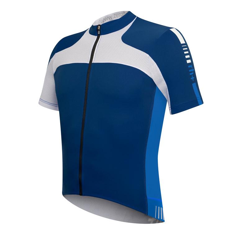 rh+ Agility cykeltrøje blå-petroleum | Trøjer