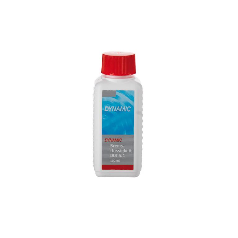 Dynamic bremsevæske DOT 5,1 / skivebremser 100 ml. | item_misc