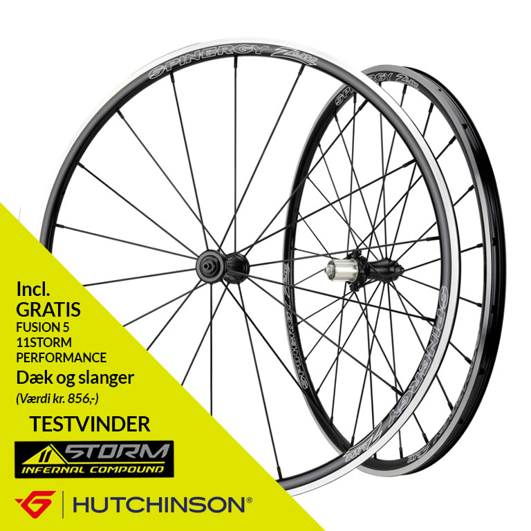 Spinergy Z Lite Classic hjulsæt | Wheelset