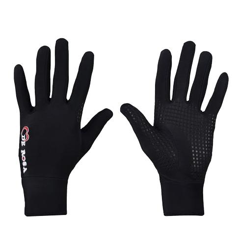 De Rosa Cykelhandsker langfingrede sort | Gloves