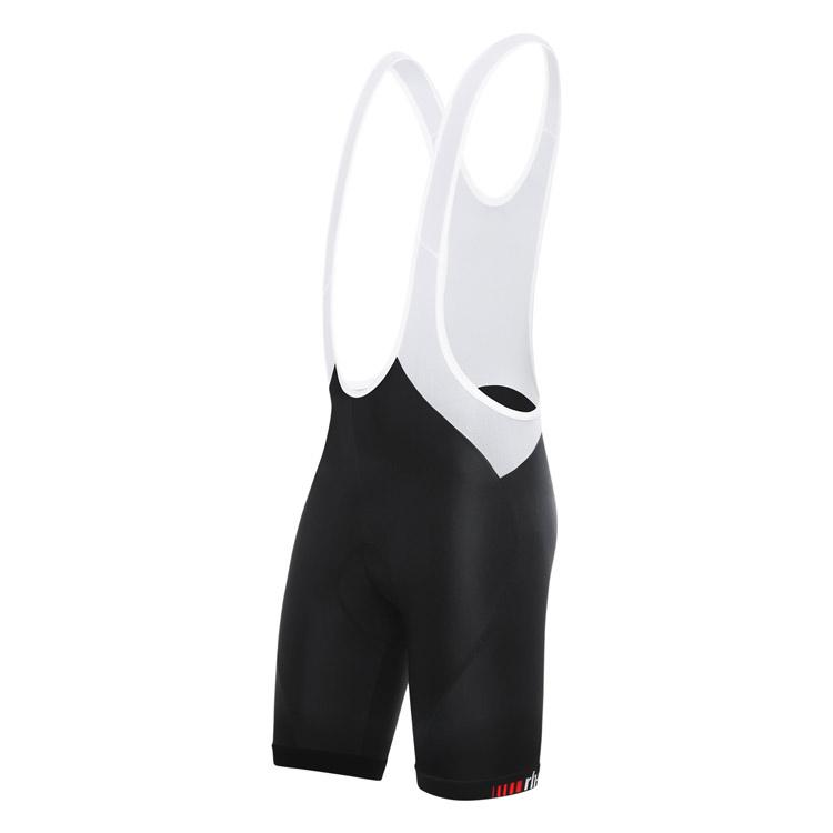 rh+ Prime cykelbukser m/ seler sort | Trousers