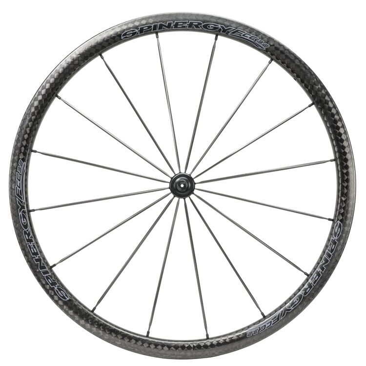 Spinergy FCC 3.2 Bladed Disc 12mm forhjul | Front wheel