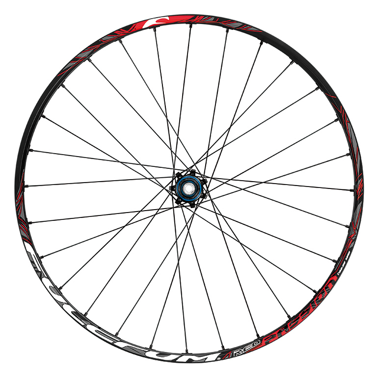 Red Passion 27.5 disc 6 bolts QR/HH15 - QR/142-12 | nuts_and_bolts_component
