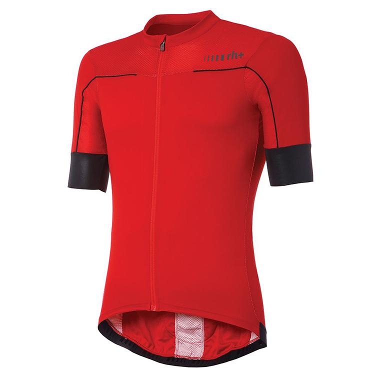 rh+ Lapse Jersey Red Code Reflex | Trøjer