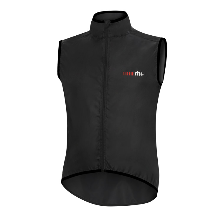 rh+ Aria Light cykelvest sort | Vests