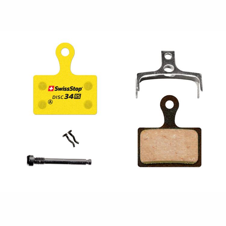 Swissstop Disc 34 RS Disc bremseklodser 2 stk/sæt | Brake pads