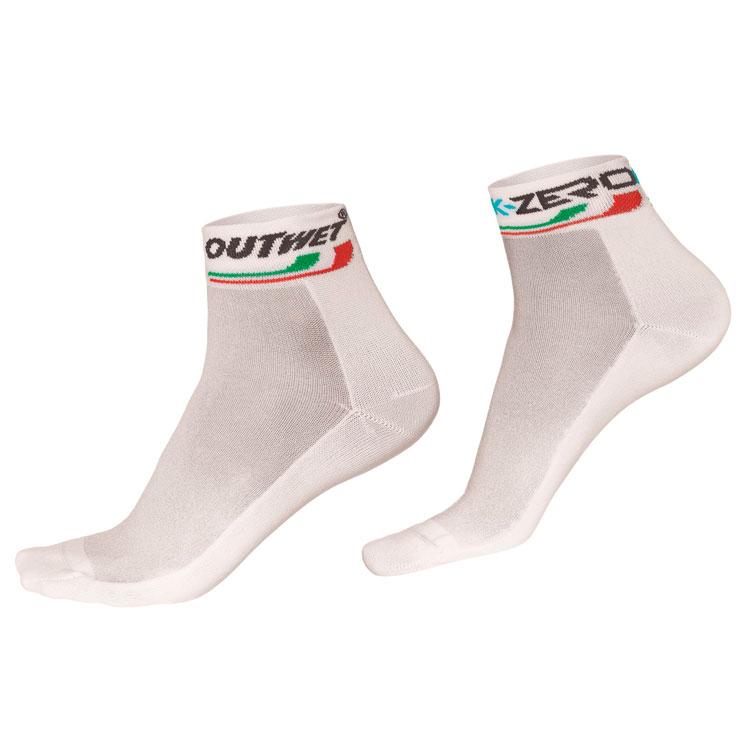 Outwet K-Zero kølende socks hvid | Strømper