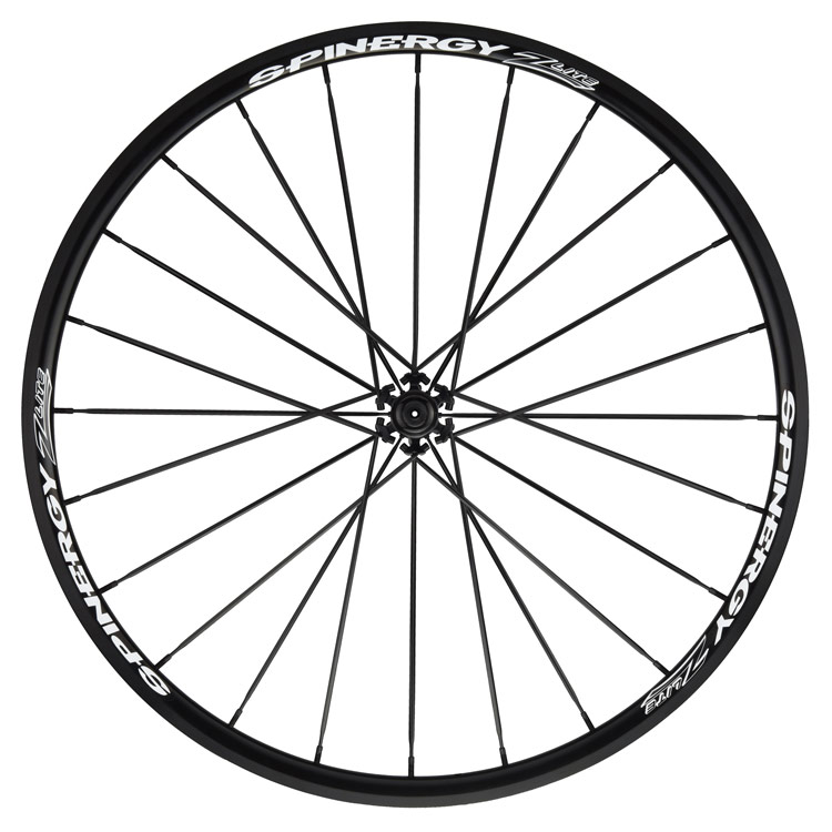 Spinergy Z Lite Classic Disc forhjul | Front wheel