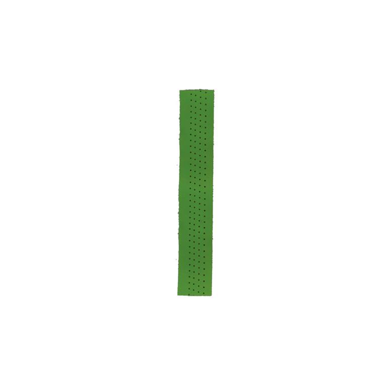 San Marco Vintage styrbånd glat læder grøn   Bar tape
