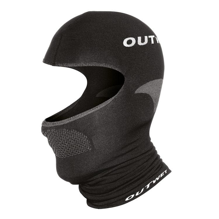 Outwet åndbar hjelmhue onesize sort | Hovedbeklædning