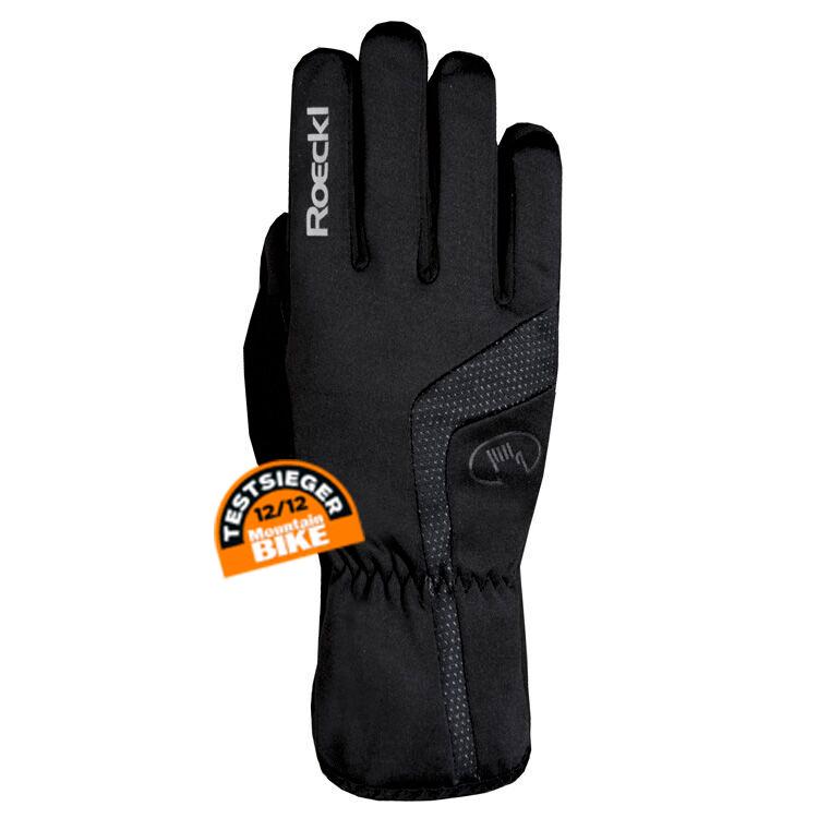 Roeckl Reinbek FF vinter cykelhandsker sort | Gloves