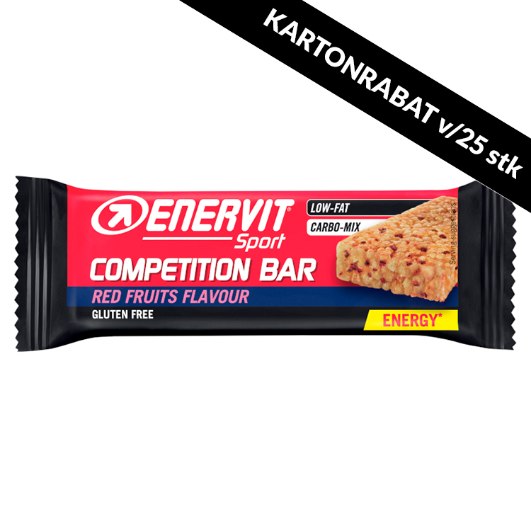 Enervit Sport Competition Bar Redfruit 30g