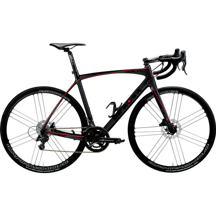 De Rosa Idol Disc cykel | R8070 DI2 | Fulcrum 4 DB | item_misc