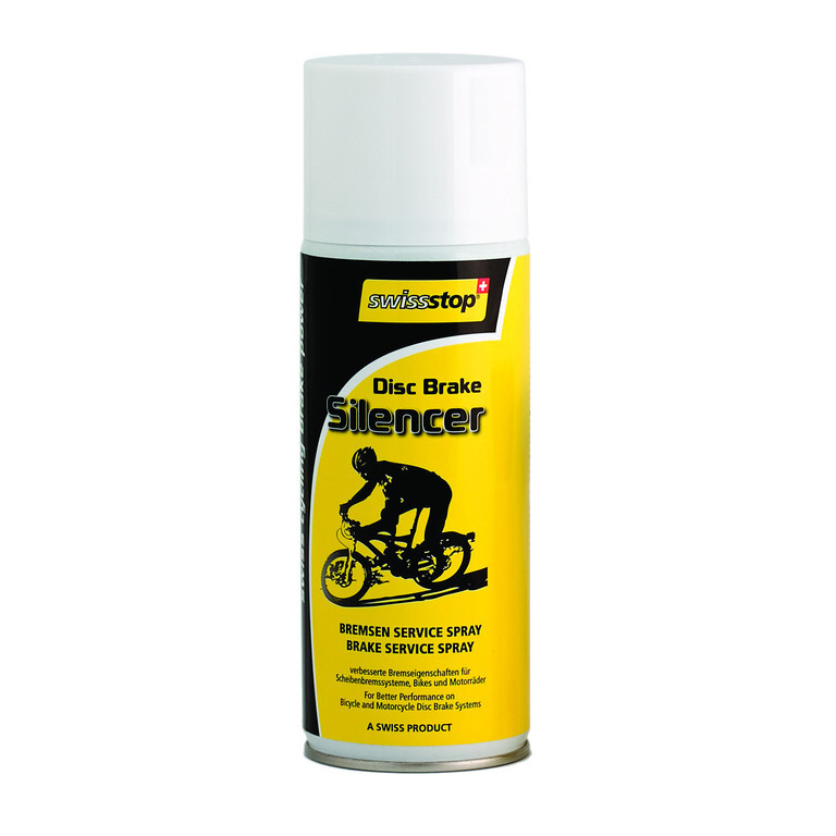 Swissstop Silencer spray 400 ml. | Brake Cleaner