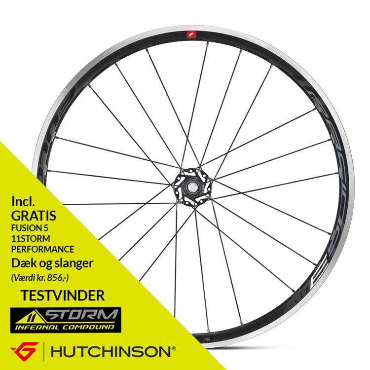 Fulcrum Racing 3 C17 Campa hjulsæt | Wheelset