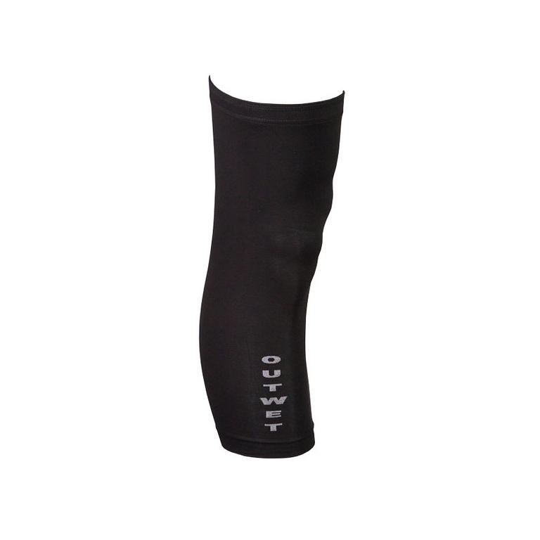 Outwet GP1 løse knæ sort (sæt) | Arm- og benvarmere