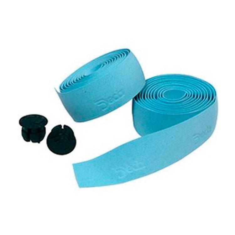 Kork styrbånd - Blå | Bar tape