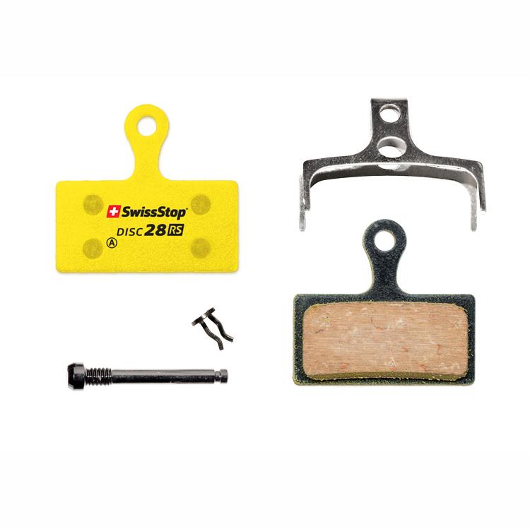 Swissstop Disc 28 RS Disc bremseklodser 2 stk/sæt | Brake pads
