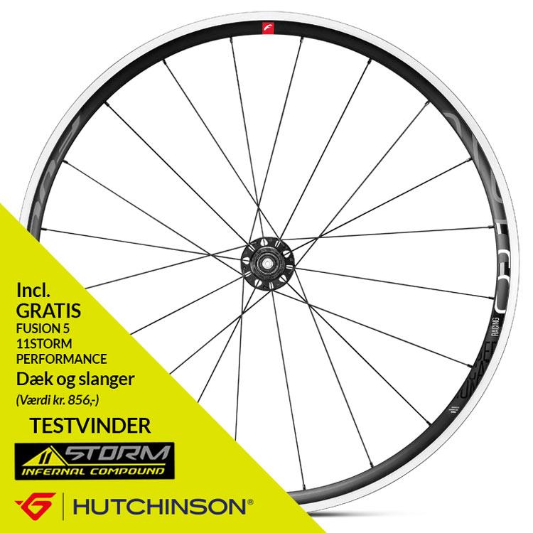 Fulcrum Racing 6 C17 2019 hjulsæt HG11 | Wheelset