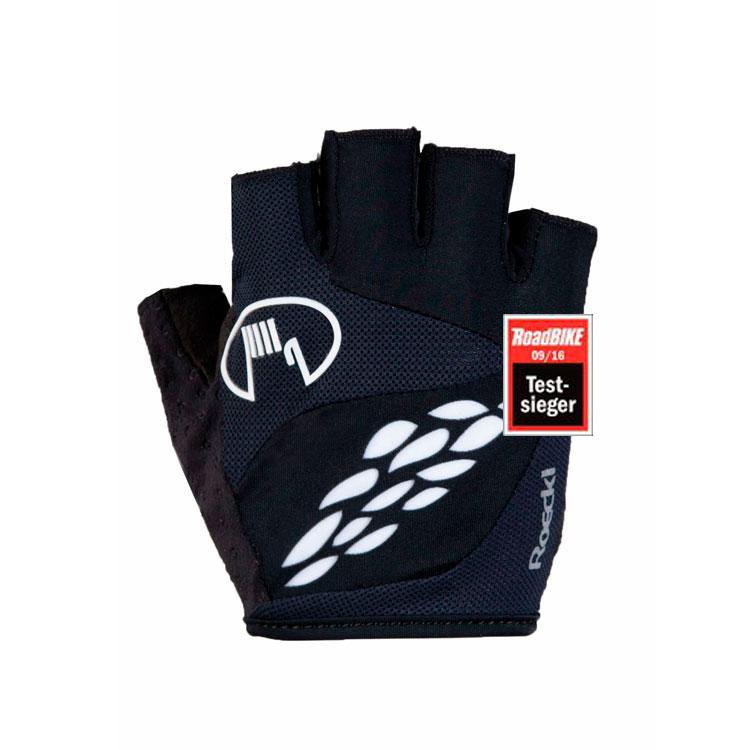 Roeckl Daito SF dame cykelhandsker sort | Gloves