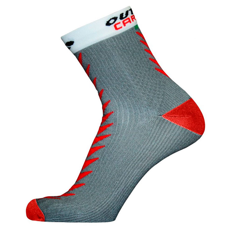 Outwet Ultra carbon Socks grey