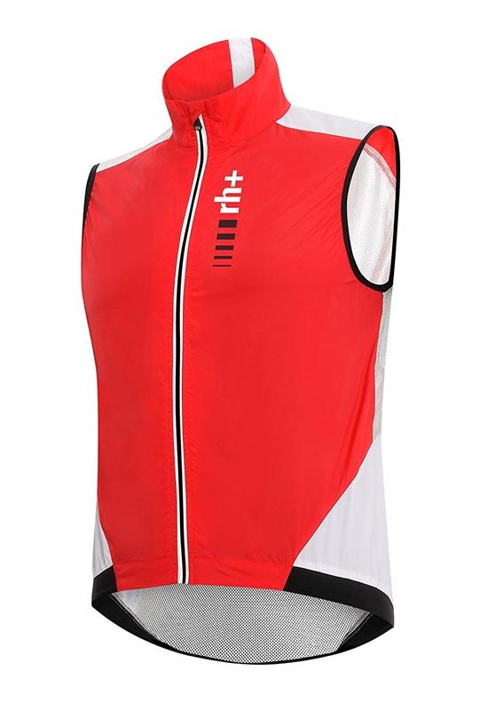 rh+ MyVest cykelvest rød/hvid   Vests
