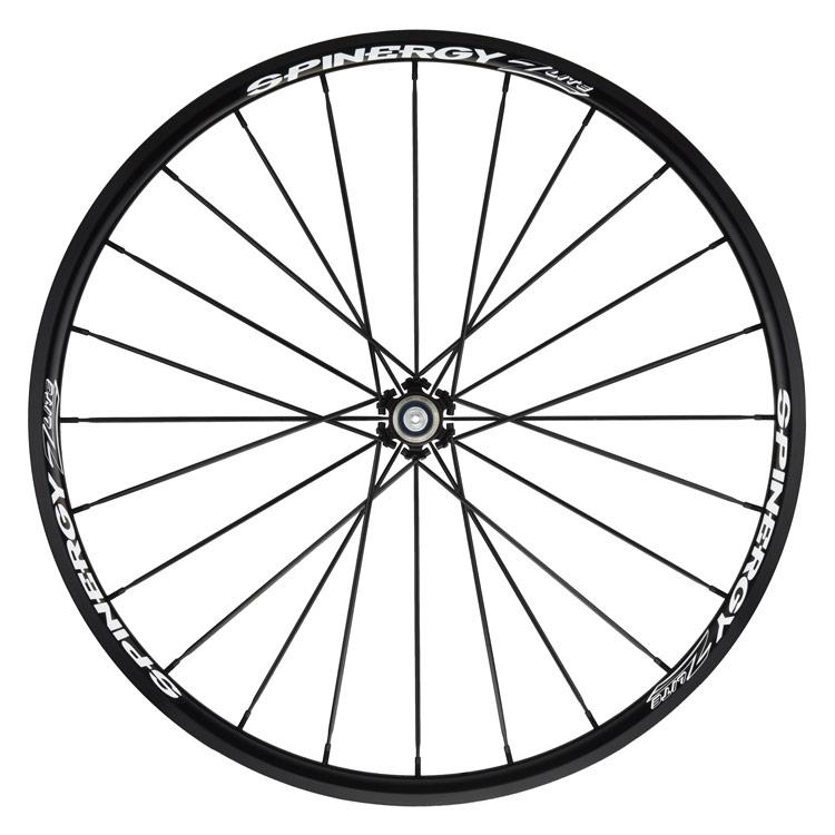 Spinergy Z Lite Aero Bladed Disc baghjul | Rear wheel