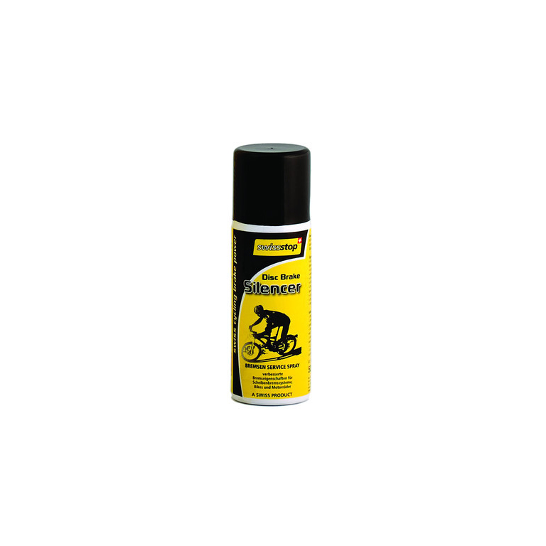 Swissstop Silencer spray 50 ml. | Brake Cleaner