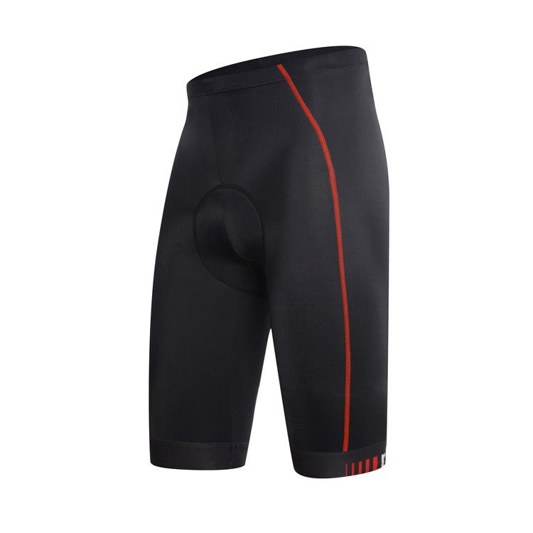 rh+ Prime cykelshort sort/rød | Trousers
